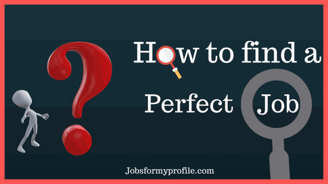 How To Find A Job That You Love