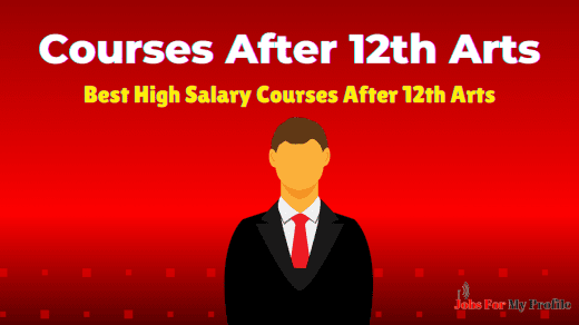 High Salary Courses After 12th Arts