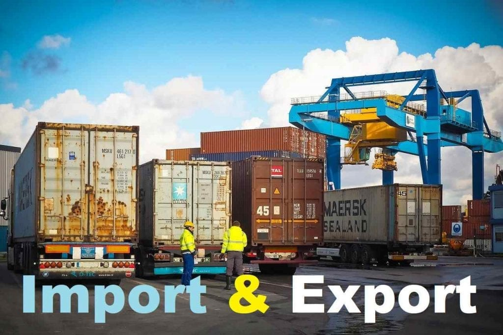 Future Of Import And Export Industry.